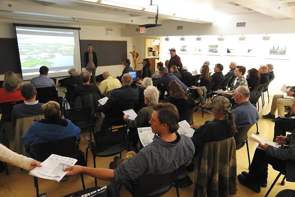 Dan Hendrick, JBTF meeting, 5-5-16