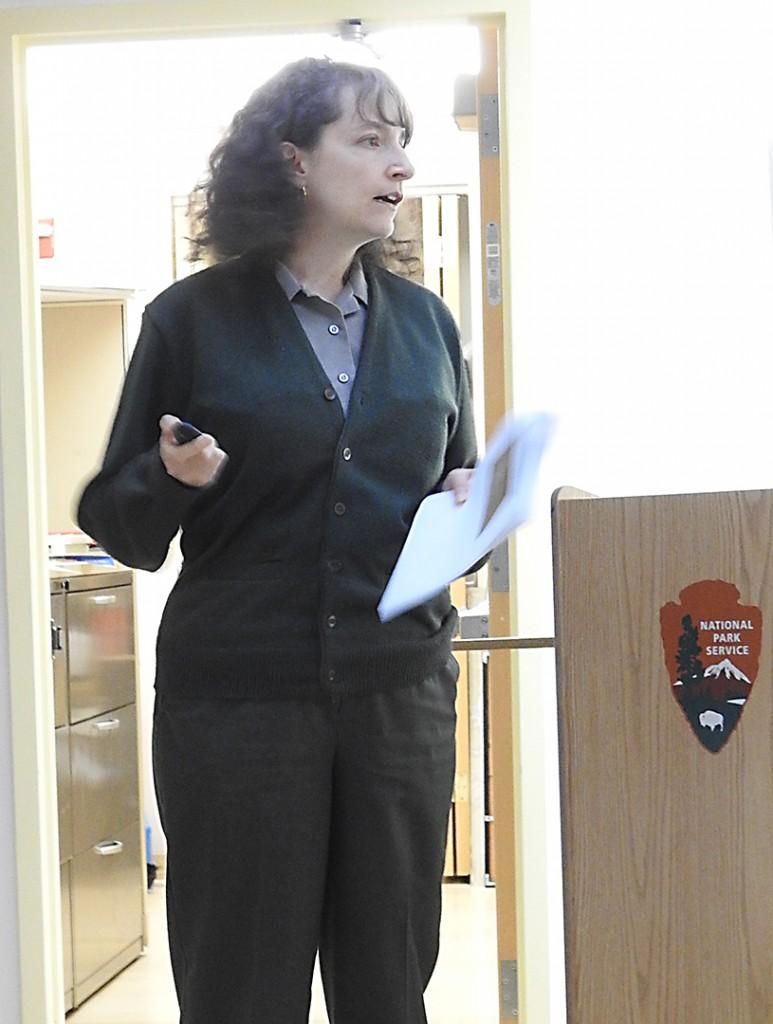 Jen Nersesian, JBTF meeting, 5-5-16